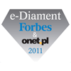 Forbes' & Onet.pl e-diamonds 2011