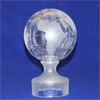 The Crystal Globe Statue 2005