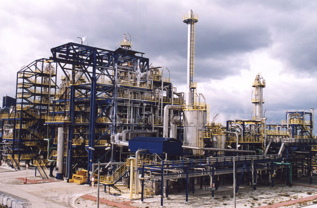 Construction of Melamine Plant II in the Nitrogen Plant in Pulawy, Poland