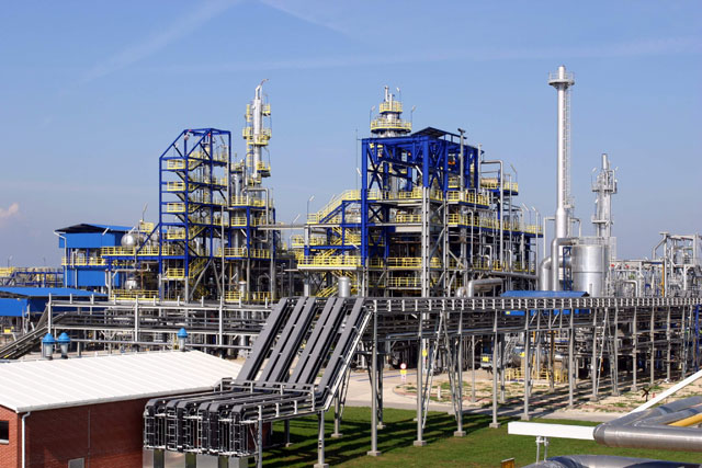 Construction of Melamine Plant III in the Nitrogen Plant in Pulawy, Poland